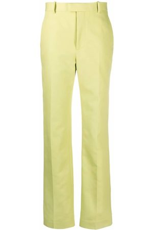 Bottega Veneta Women Formal Pants - High-waisted straight-leg trousers