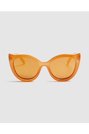 Le Specs Sunglasses - Flossy Sunglasses Ochre