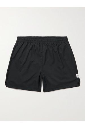 Reigning Champ Men Pyjamas - Night Run Reflective Shell Shorts