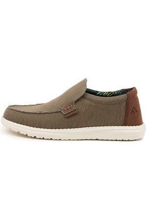 Colorado Denim Men Casual Shoes - Gympie Cf Taupe Sneakers Mens Shoes Casual Casual Sneakers