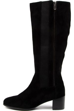 SUPERSOFT Women Knee High Boots - Garcelle Su Boots Womens Shoes Casual Long Boots