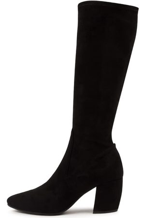 Mollini Women Knee High Boots - Ulie Mo Boots Womens Shoes Casual Long Boots