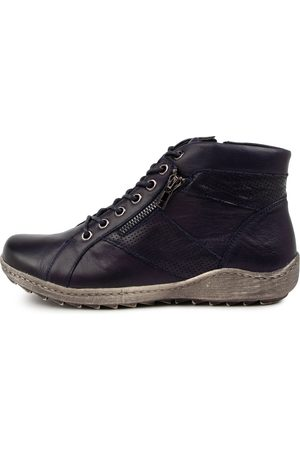 Stegmann Healey St Deep Ocean Boots Womens Shoes Casual Ankle Boots
