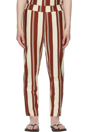 Opening Ceremony Off- & Jersey Striped Lounge Pants