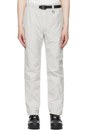 C2H4 Men Joggers - SSENSE Exclusive Layered Track Pants