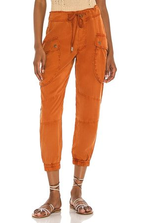 YFB CLOTHING Women Cargo Pants - Clyde Cargo Pant in .