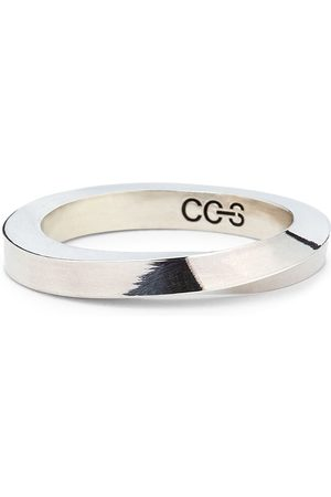 CC Steding Men Rings - Square wire twisted ring