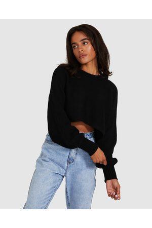 Subtitled Women Sweaters - Tatum Knit Jumper