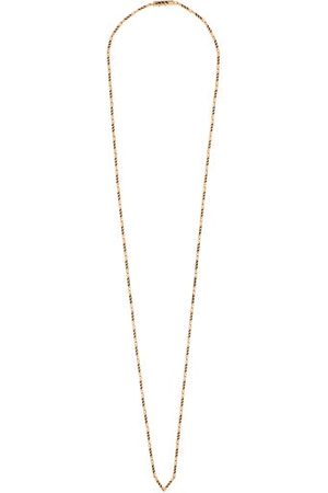 Dezso Enamel & 18kt Rose Necklace - Womens
