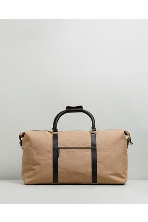 Staple Superior Travel Bags - Downtown Weekender - Duffle Bags (Sand & ) Downtown Weekender