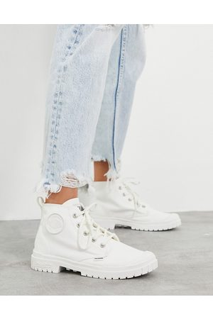 Palladium Lace-up ankle boots in