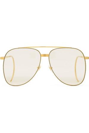 Gucci Men Sunglasses - Aviator sunglasses