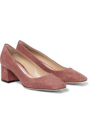 Jimmy Choo Women Heels - Dianne 45 suede pumps
