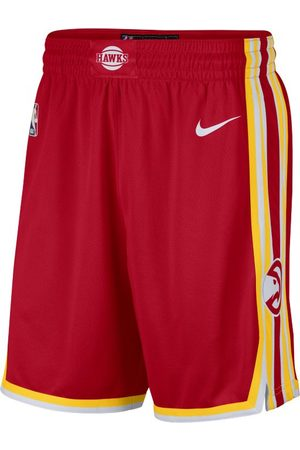 Nike Hawks Icon Edition 2020 Men's NBA Swingman Shorts