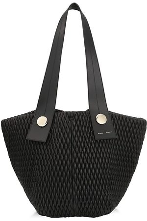 Proenza Schouler Tote Bags - Large Tobo Quilted Leather Tote