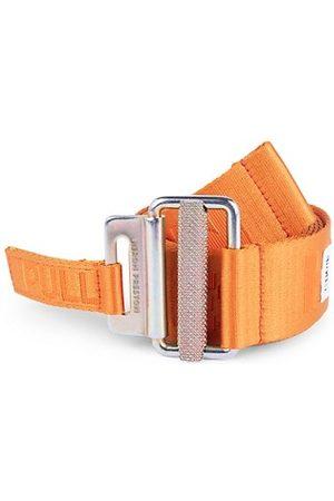 Heron Preston Men Belts - Logo Tape Belt