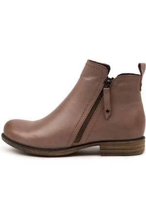 Colorado Denim Women Ankle Boots - Evor Cf Taupe Boots Womens Shoes Casual Ankle Boots