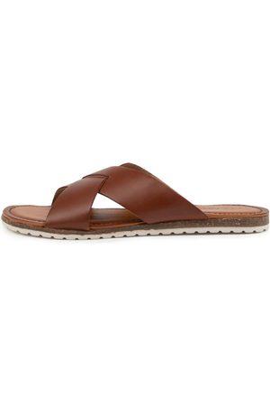 Colorado Denim Women Flat Shoes - Betsie Cf Cognac Sandals Womens Shoes Sandals Flat Sandals
