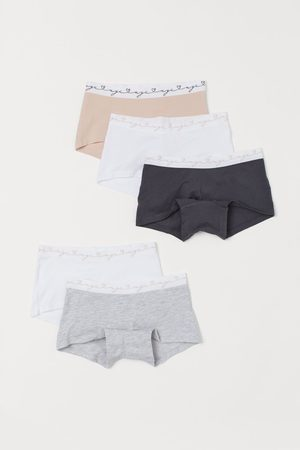 H&M 5-pack Cotton Boxer Briefs
