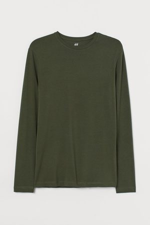 H&M Slim Fit Jersey Top
