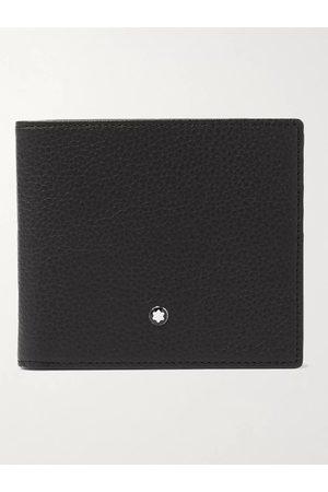 Mont Blanc Full-Grain Leather Billfold Wallet