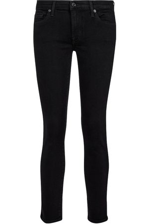 7 for all Mankind Pyper Slim Illusion mid-rise jeans