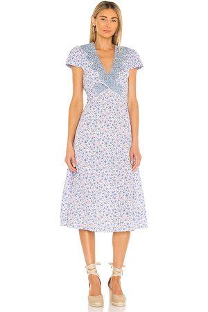 LOVESHACKFANCY Minuet Dress in .