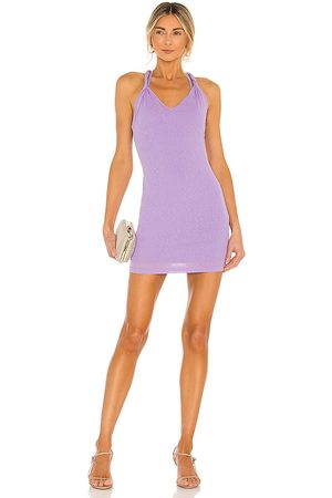 superdown Lily Twisted Strap Dress in .