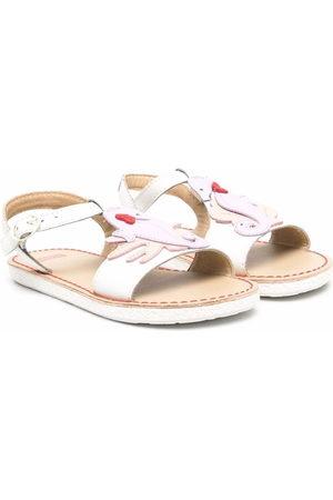 Camper Kids Seahorse motif sandals