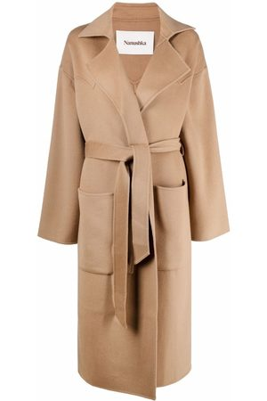 Nanushka Belted trench coat