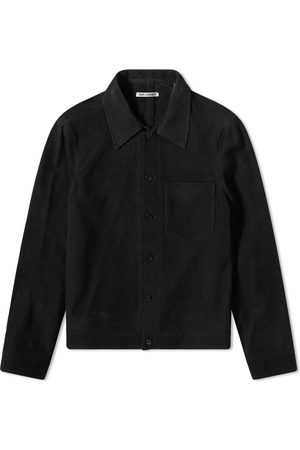 OUR LEGACY Reincarnation Suede Overshirt