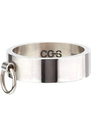 CC Steding Men Rings - Knock flat band ring
