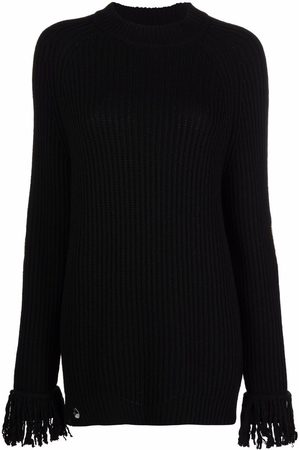 Philipp Plein Love Plein cashmere turtle neck
