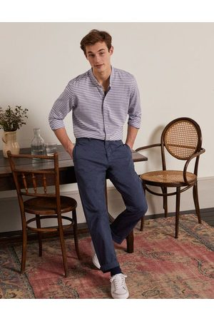 Boden Men Chinos - Elasticated Chino Trousers Men