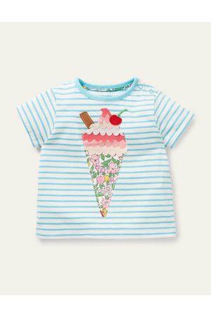 Cubus Fun Appliqué T-shirt Boden