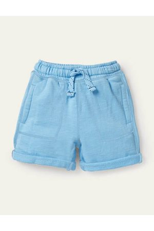 Boden Mini Garment-dyed Sweatshorts Boys Boden