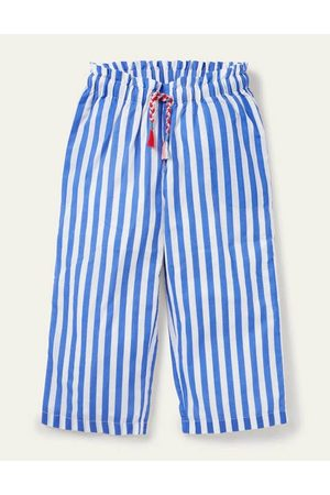 Boden Mini Girls Jeans - Printed Woven culottes Girls Boden