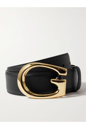 Gucci Men Belts - 4cm Leather Belt
