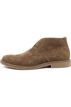 Colorado Denim Men Casual Shoes - C Craig Walnut Boots Mens Shoes Casual Ankle Boots