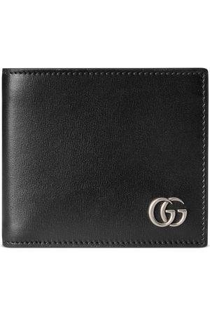 Gucci Men Wallets - GG Marmont leather bi-fold wallet