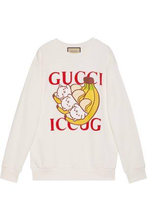Gucci Women Sweatshirts - Bananya x sweatshirt