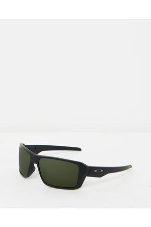 Oakley Men Sunglasses - Double Edge - Sunglasses ( & Dark ) Double Edge