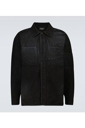 A-cold-wall* Spray long-sleeved overshirt