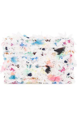 Coohem Wallets - Knit tweed spring paint cardholder