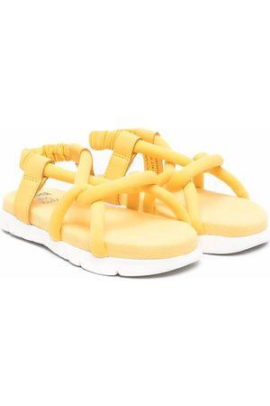 Camper Oruga slingback sandals