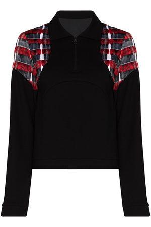 MARIAH ESA Women Polo Shirts - FI POLO SHRT LNG SLVS