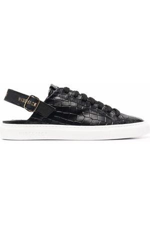 HIDE&JACK Men Sneakers - Croc-effect slingback sneakers