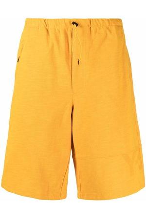 Y-3 Drawstring track shorts