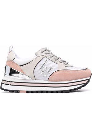 Liu Jo Women Platform Sneakers - Colour-blocked platform sneakers