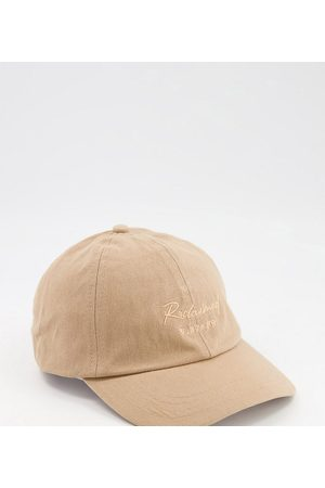 Reclaimed Vintage Caps - Inspired unisex cap with logo embroidery in sand-Neutral
